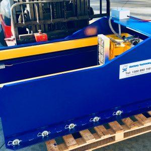 Battery Transfer Cart